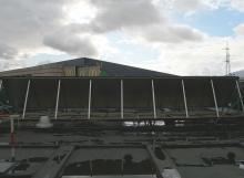 Sistema de climatización con instalación de paneles solares térmicos