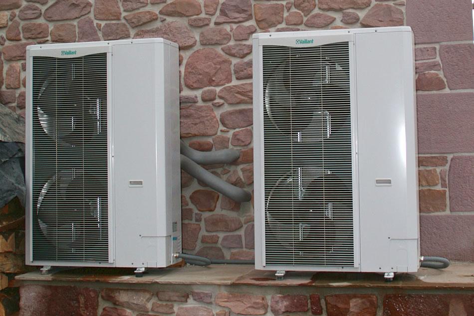 Bordatxuri instalaci n y mantenimiento de sistemas de for Bombas de calor y frio precios