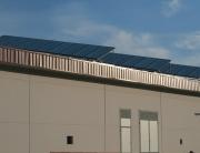 Instalación industrial para proceso productivo en Quesos Larra