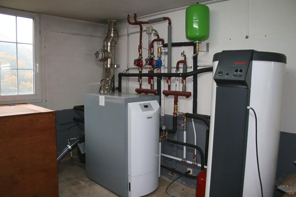 Bordatxuri instalaci n y mantenimiento de sistemas de for Caldera para suelo radiante